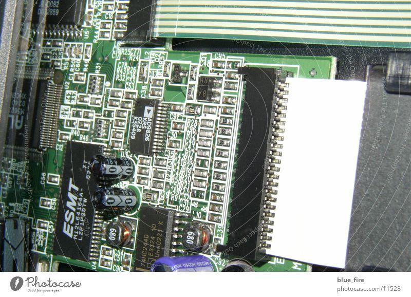Scanner_board Scanner board Printed circuit board