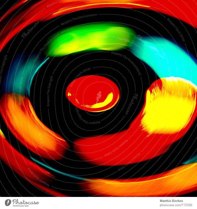 hypnosis Light Visual spectacle Fairy lights Tripod Long exposure Radiation Curve Balance sheet Statistics Progress Tracks Deep Speed Circle Economic cycle