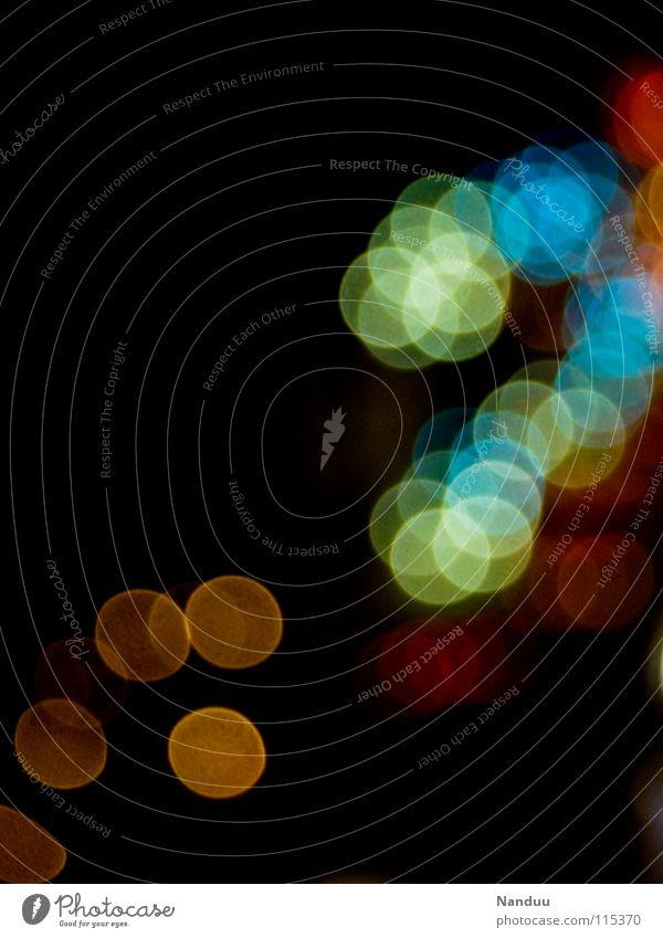 Blue Red Black Dark Background picture Orange Point Patch