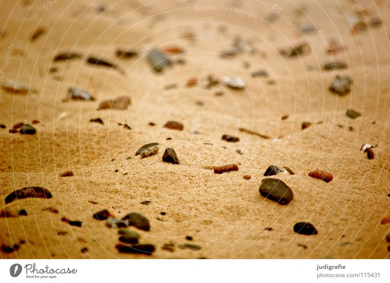 Sand and stones Beach Ocean Lake Coast Fine Vacation & Travel Surface Colour Stone Point Structures and shapes Mars Rough