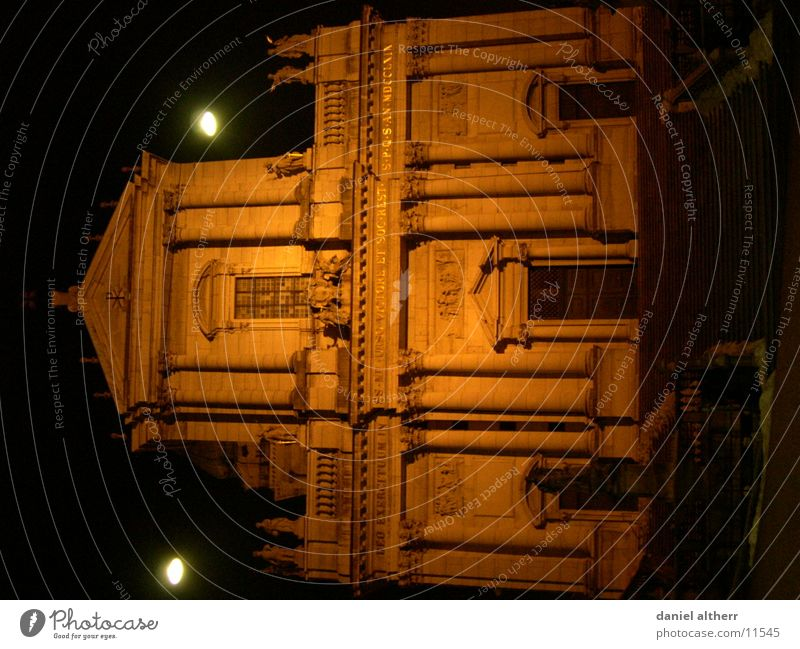 City Building Religion and faith Architecture Facade God Deities Cathedral Baroque Portal Classicism Solothurn