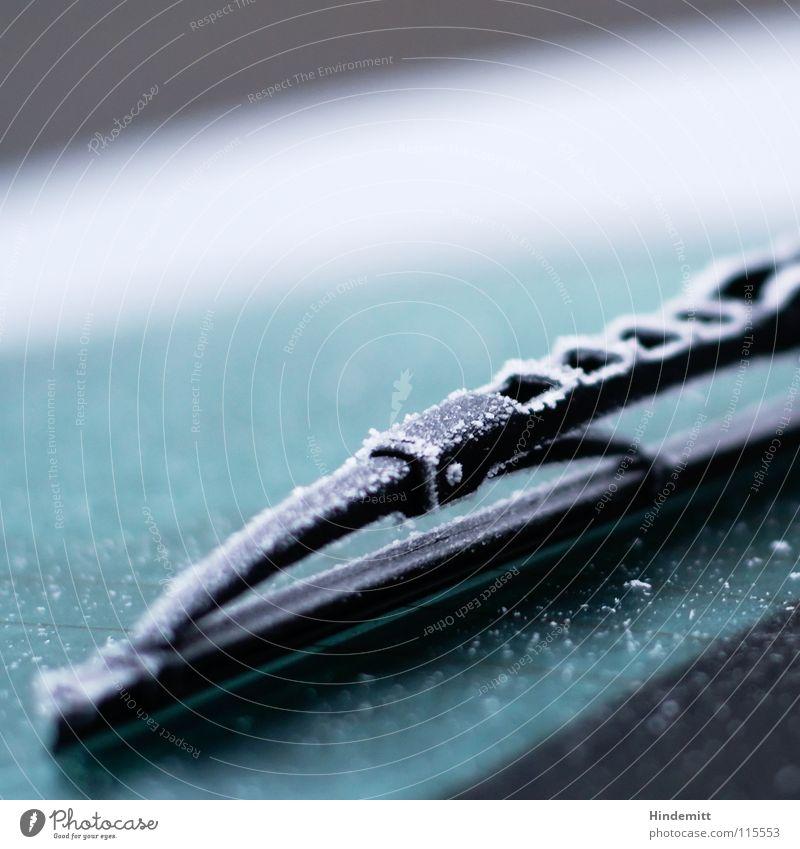 Green White Calm Winter Black Cold Street Metal Car Transport Free Cool (slang) Break Frost Frozen Asphalt