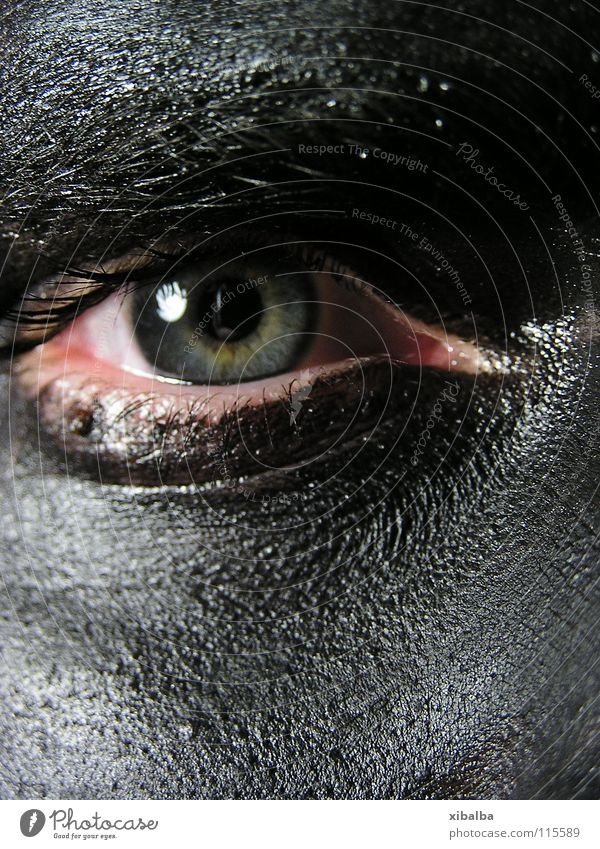 Human being Man Blue Green Beautiful Colour Face Adults Far-off places Eyes Dark Cold Gray Power Dirty Skin
