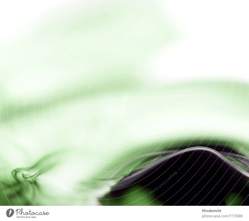 Water Green Black Colour Waves Fear Drops of water Clarity Dynamics Radiation Panic Nerviness Progress Ink Elapse Ink