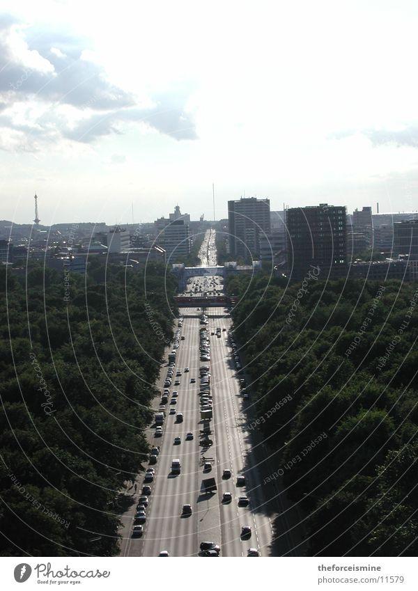 known berlin street Berlin zoo Transport Straße des 17. Juni Street Silhouette city photograph city silhouette