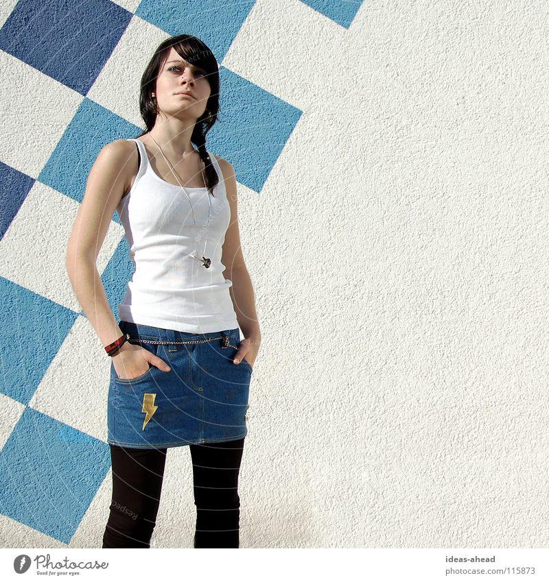 empha No.1 QUAD Posture Woman Hardcore Easygoing Braids Black Lightning Bracelet Model Art Arts and crafts  Beautiful eva Empha Guitar checkaboard empha.de