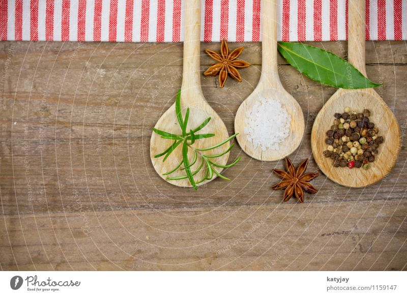 Healthy Eating Dish Eating Background picture Food photograph Table Cooking & Baking Herbs and spices Kitchen Card Near Restaurant Food table Wooden table Aromatic Pepper