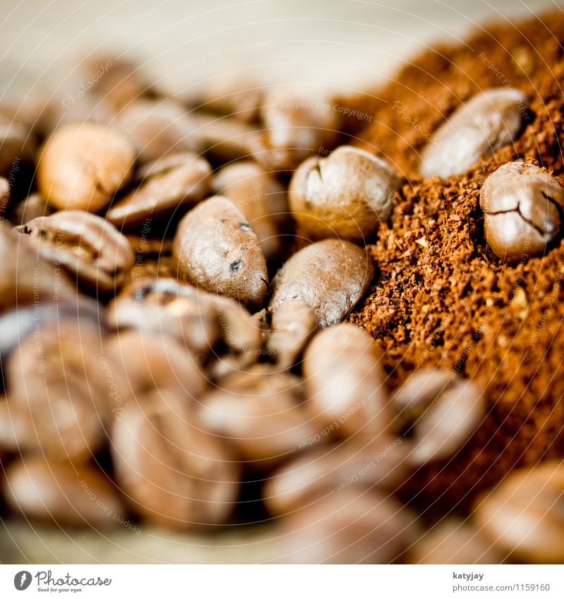 coffee beans Coffee Espresso Coffee bean extension Background picture Cappuccino Arabica Wooden board Board Delightful Aromatic Beans Café Energy Fair Fresh