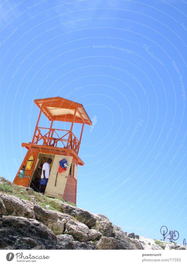 Sky Sun Beach Tower Swimming & Bathing Cuba Tuscany Campanile Barbados
