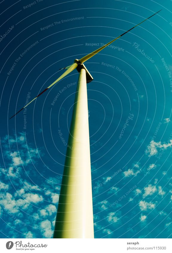 Sky Environment Energy industry Modern Wind Electricity Technology Clean Wing Wind energy plant Construction Environmental protection Ecological