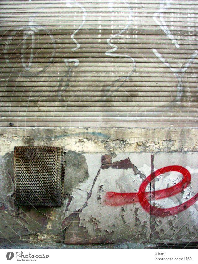 Street Wall (building) Wall (barrier) Graffiti Things Decline Art