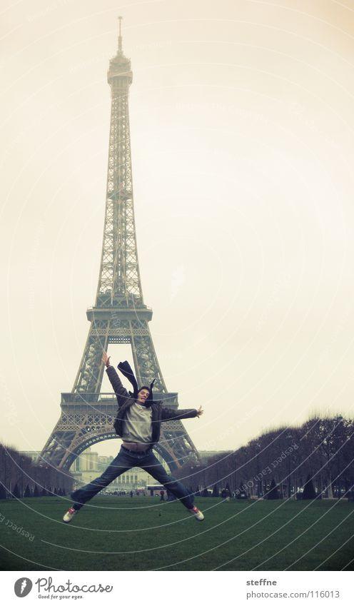 Man Green Vacation & Travel Joy Black Emotions Gray Movement Happy Jump Sadness Air Fog Flying Electricity Lawn