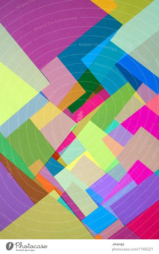 Colour Style Background picture Design Arrangement Uniqueness Paper Illustration Chaos Sharp-edged