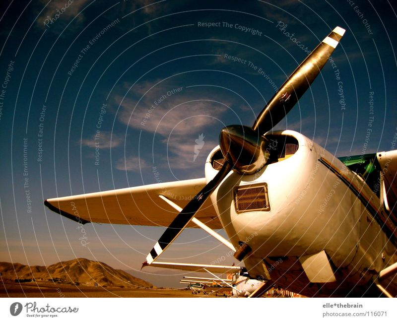 Sky Summer Vacation & Travel Far-off places Airplane Aviation Wanderlust