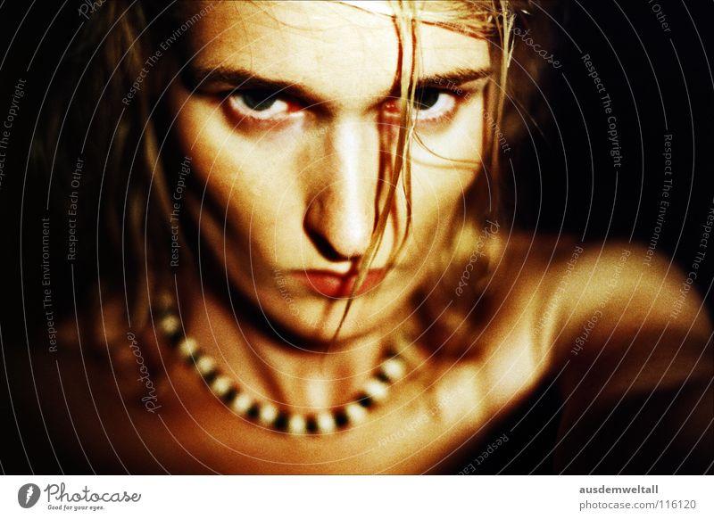 Human being Feminine Emotions Self portrait