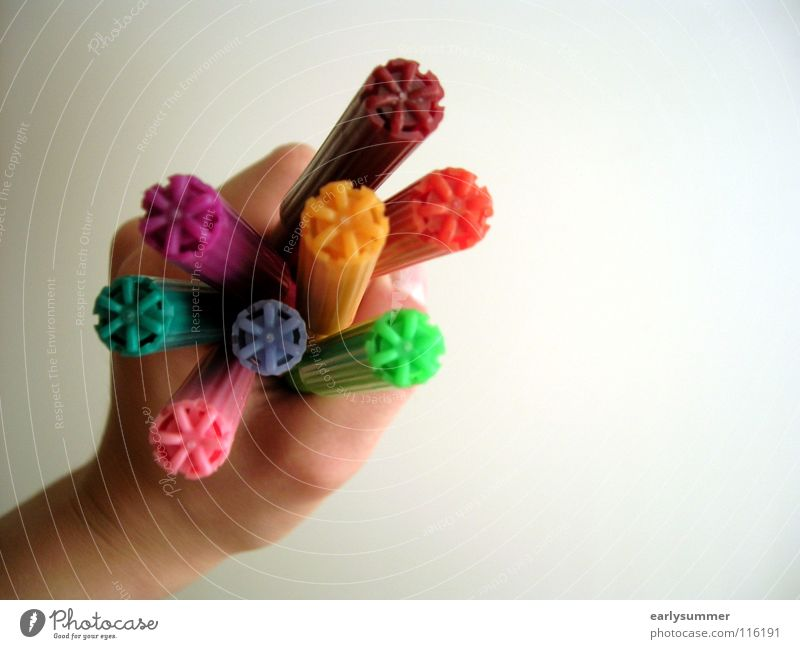 Hand Green Blue Red Yellow Colour Art Orange Pink Infancy Fingers To hold on Violet Many Creativity Turquoise
