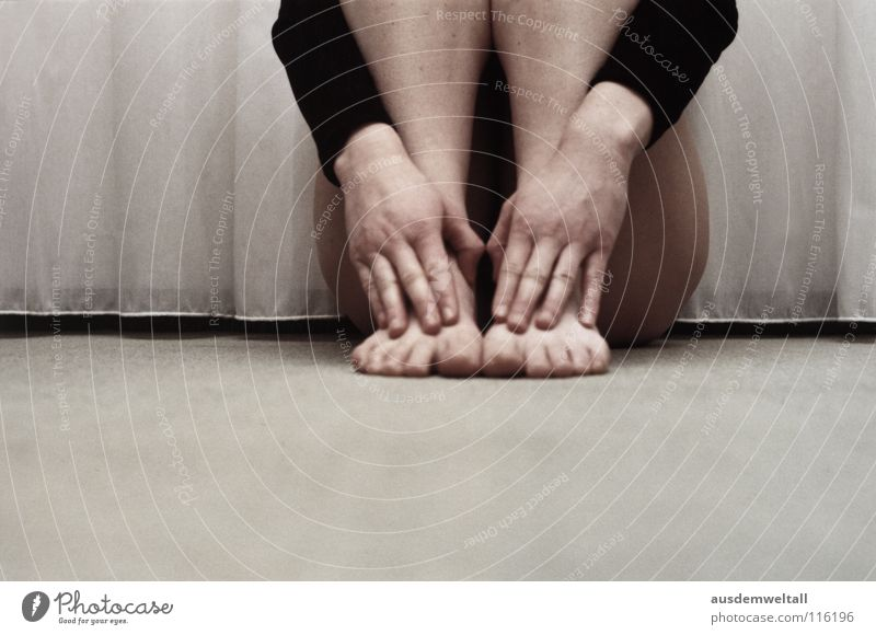 Human being Hand Feminine Emotions Feet Planning Analog