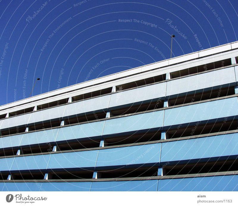 multi-storey car park Parking garage Underground garage Architecture