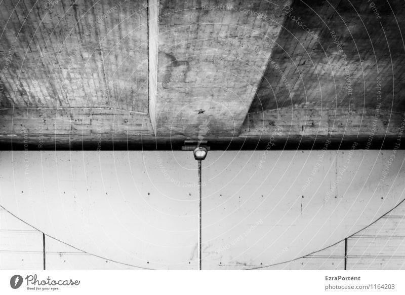 City Dark Wall (building) Architecture Building Wall (barrier) Line Facade Design Esthetic Concrete Bridge Illustration Point Manmade structures Lantern