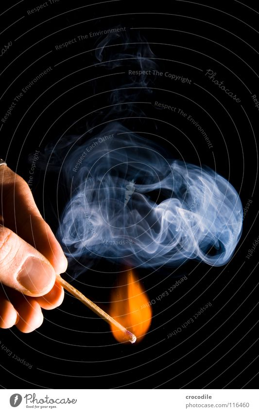 Fire???? Burn Ignite Fingers Hot Dangerous Wood Smoking Fingernail Blaze match. fire Smoke Threat come to light Odor Low-key whirl swirl go up in smoke Flame