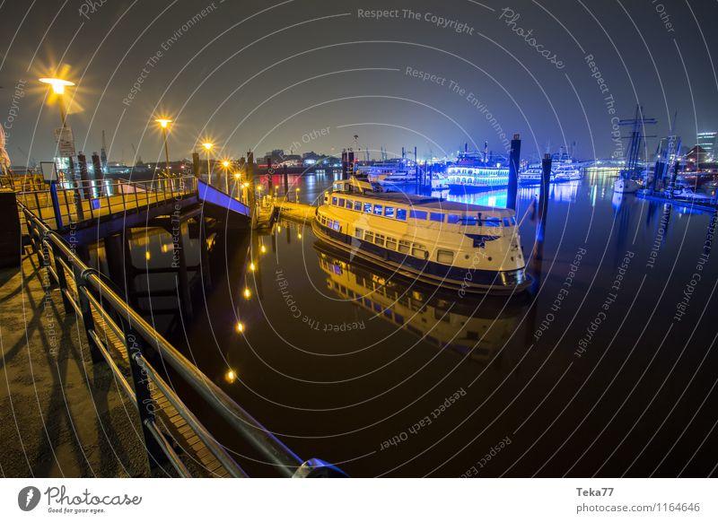 City Esthetic Harbour Monument Landmark Tourist Attraction Port City Port of Hamburg