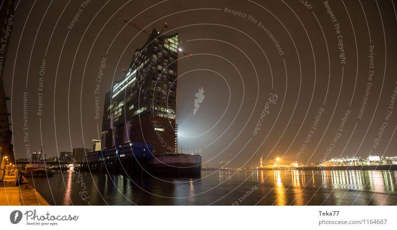City Art Facade Music Esthetic Uniqueness Hamburg Skyline Monument Landmark Tourist Attraction Air Traffic Control Tower Stage Port City Maritime Opera house