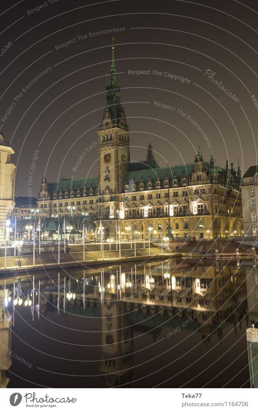 City Facade Esthetic Hamburg Landmark Tourist Attraction Air Traffic Control Tower Sightseeing Port City Ornament Hamburger City hall