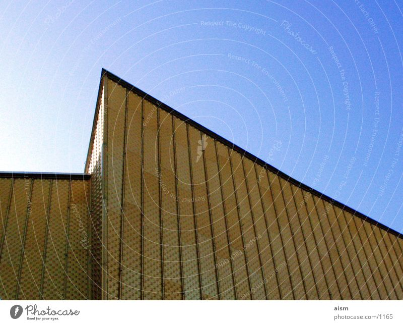 Architecture Berlin Berlin Philharmonic