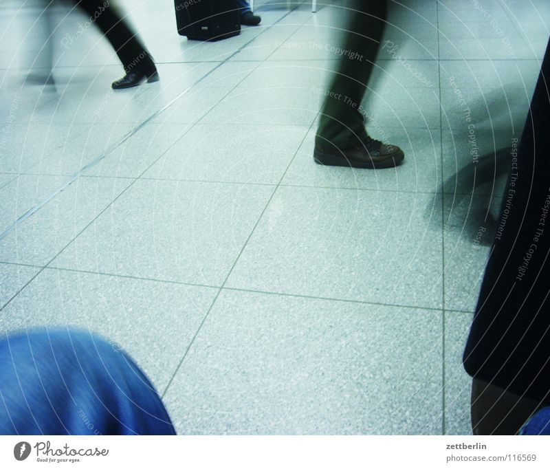 Human being Vacation & Travel Movement Legs Feet Running Speed Direction Dynamics Train station Tourist Sporting event Left Airport Stride Haste