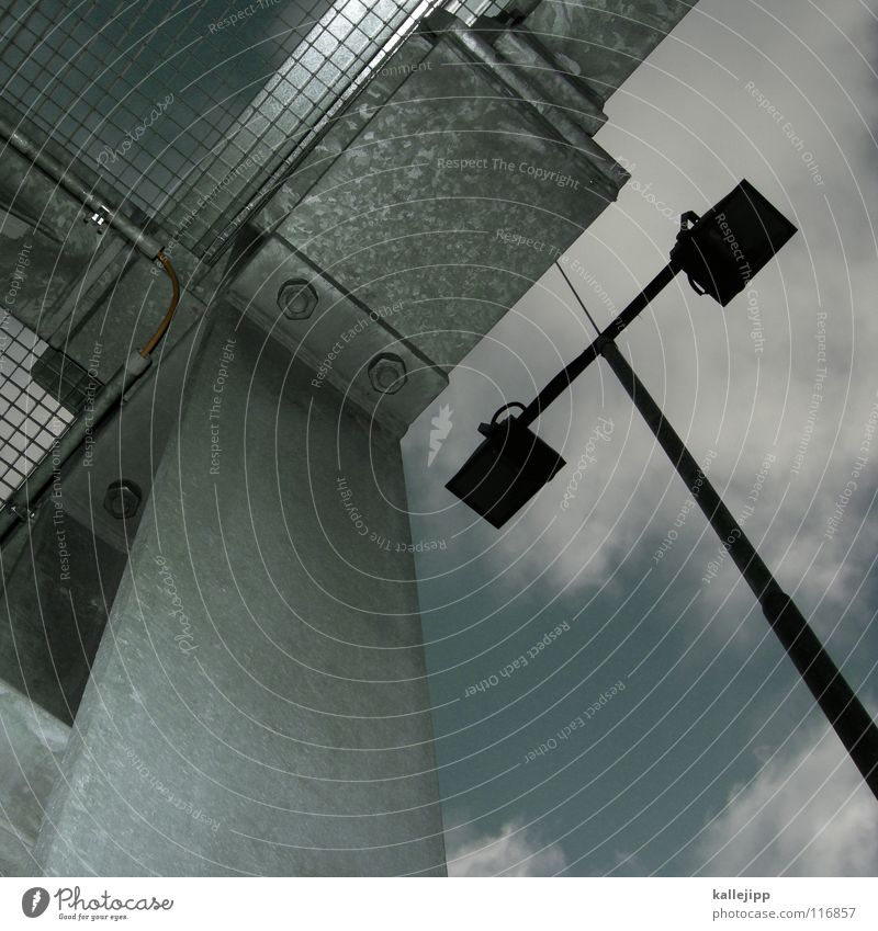 T Aluminium Tin Ventilation High-rise Ventilation shaft Parking level Stitching Welding Round Curved Clouds Air Corner Things Design NASA Space Shuttle UFO