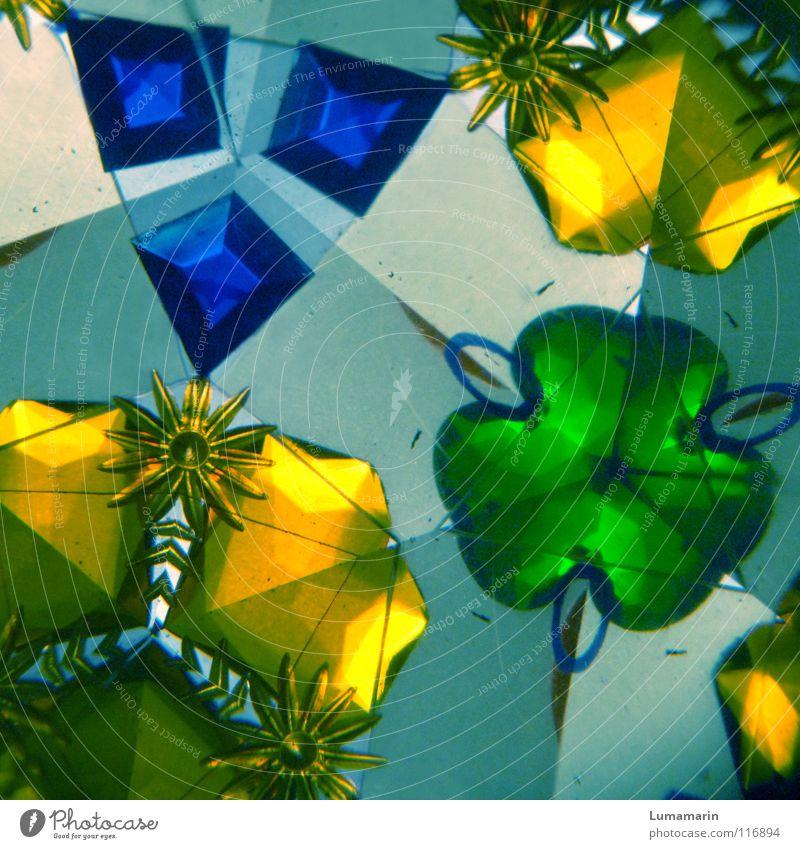 Blue Green Beautiful Colour Relaxation Calm Joy Yellow Lighting Happy Lamp Dream Contentment Arrangement Power Glass