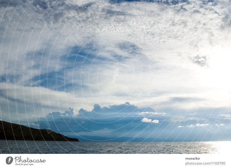 Sky Nature Vacation & Travel Summer Water Landscape Clouds Beach Background picture Freedom Lake Bright Horizon Air Tourism Wind