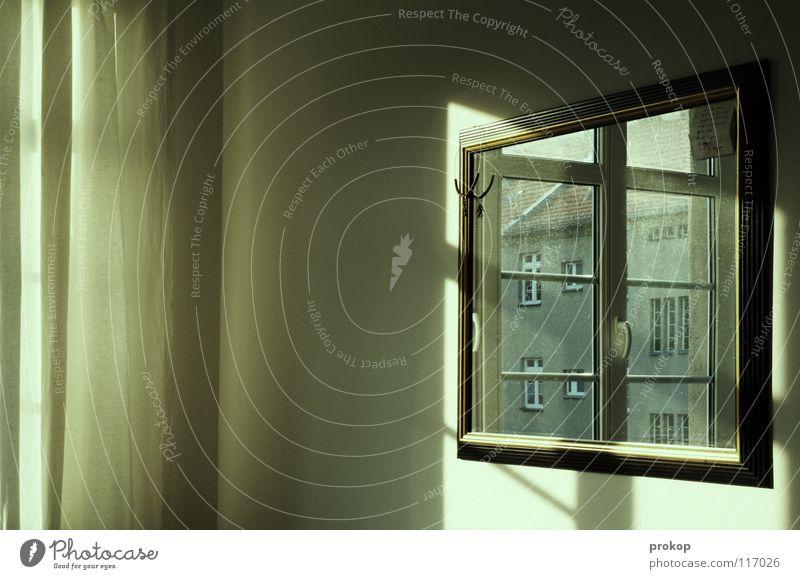 Beautiful Window Warmth Playing Bright Decoration Stripe Roof Beautiful weather Romance Soft Physics Mirror Drape Frame Curtain