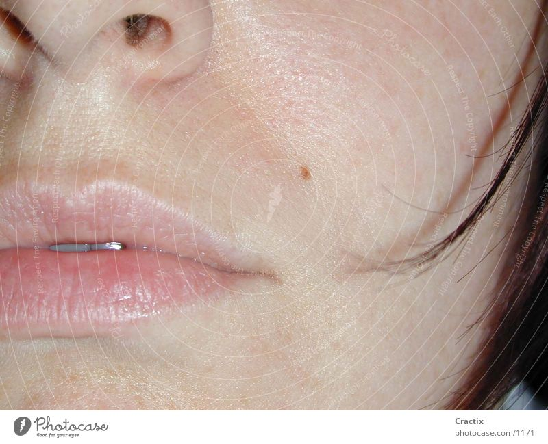 Human being Mouth Lips Face