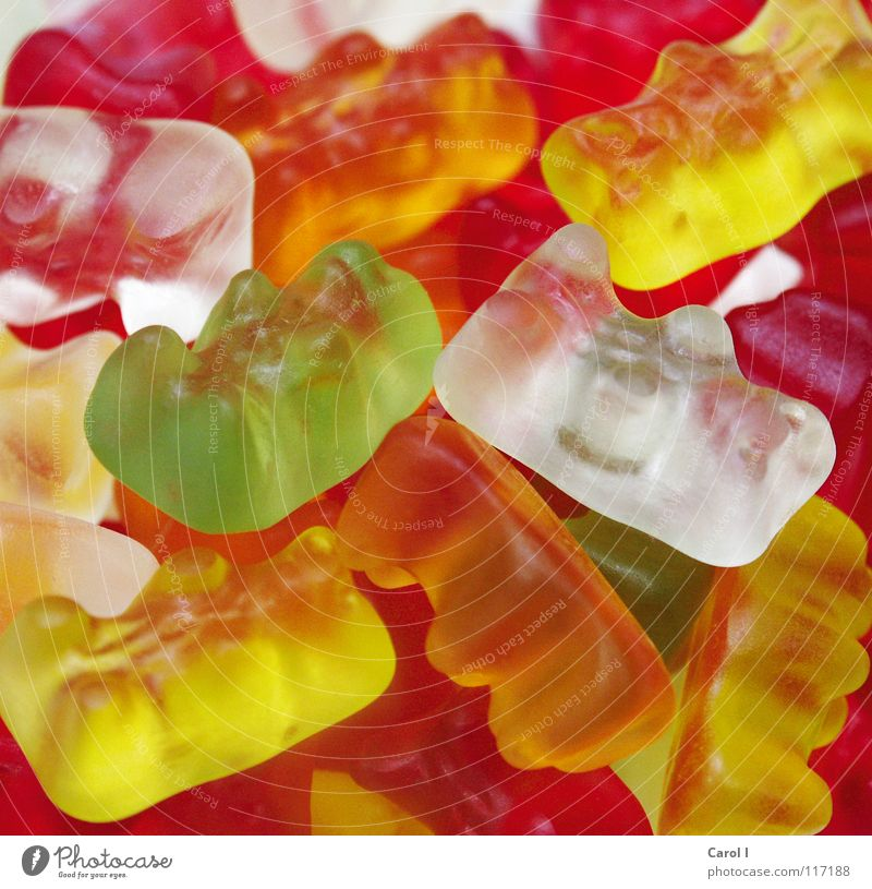 White Green Red Yellow Nutrition Orange Multiple Sweet Many Macro (Extreme close-up) Candy Muddled Wine gum Multicoloured Heap Unhealthy