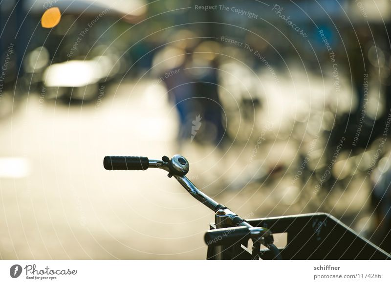 Life Bicycle Cycling Cycling tour Downtown Netherlands Cliche Bicycle bell Bicycle handlebars Dutchman