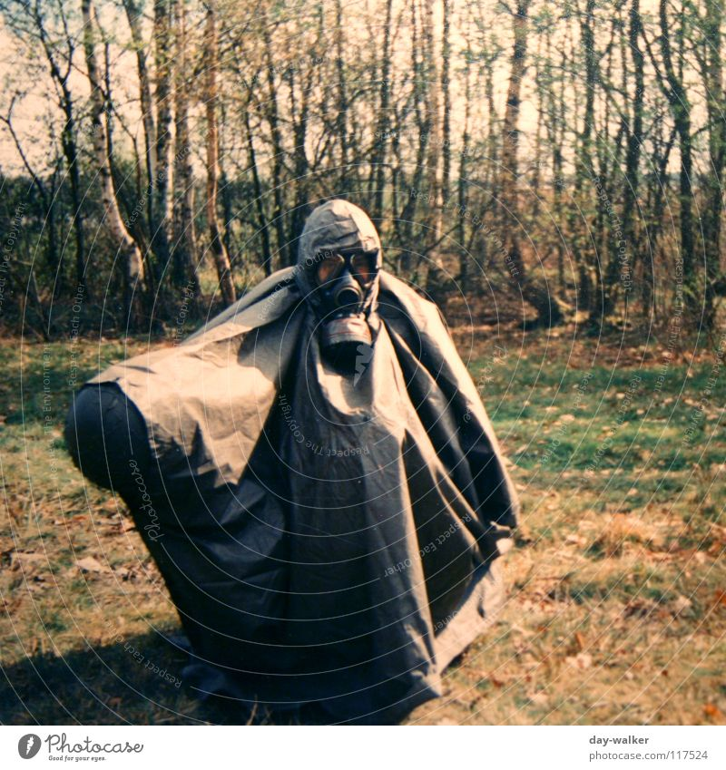 Nature Tree Landscape Field Fear Safety Might Dangerous Protection Trust Soldier Panic Practice Cape Filter Uniform