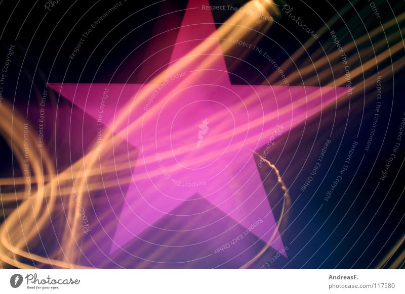 Christmas & Advent Joy Lamp Party Dance Feasts & Celebrations Pink Star (Symbol) Disco Characters Letters (alphabet) Firecracker Obscure Alcohol-fueled Symbols and metaphors Intoxicant