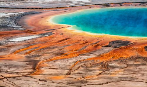 Nature Vacation & Travel Blue Summer Landscape Exceptional Orange Tourism Energy Uniqueness Adventure Elements USA Hot Environmental protection Americas