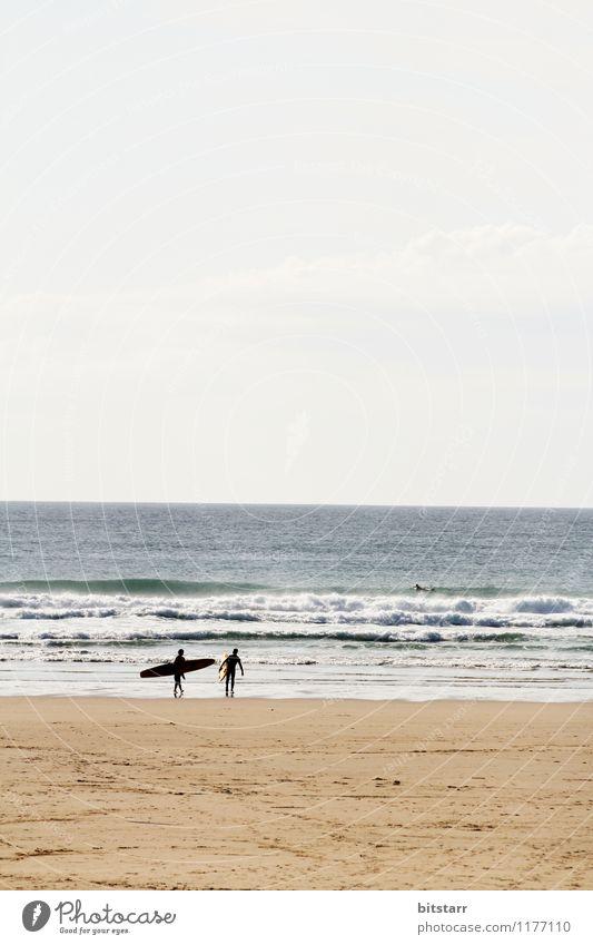 Surfin UK Lifestyle Vacation & Travel Adventure Freedom Sports Aquatics Sportsperson Swimming & Bathing Surfing Surfboard Nature Summer Wind Beach Ocean