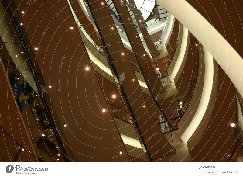 Karstadt Live! Light Hertie Architecture