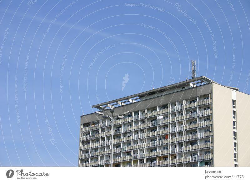 flat Dresden New building Places Building Architecture Prefab construction