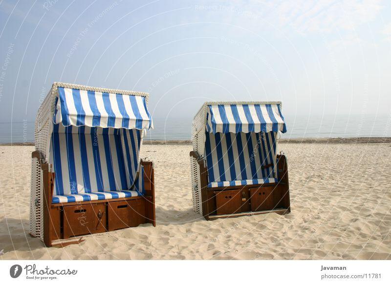 Beach Sand Europe Baltic Sea Beach chair Rügen Binz
