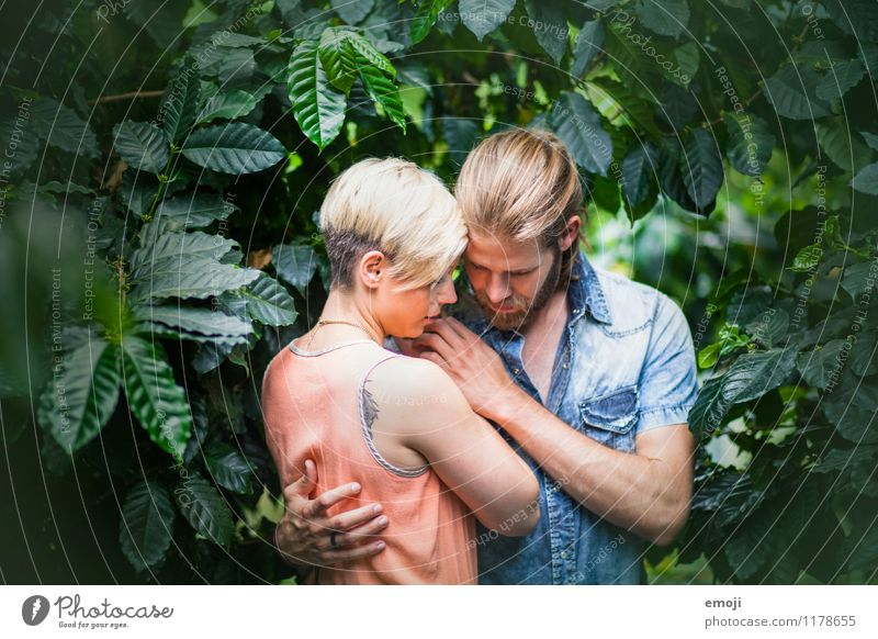 IN BETWEEN Masculine Feminine Young woman Youth (Young adults) Young man Couple 2 Human being 18 - 30 years Adults Environment Nature Forest Virgin forest