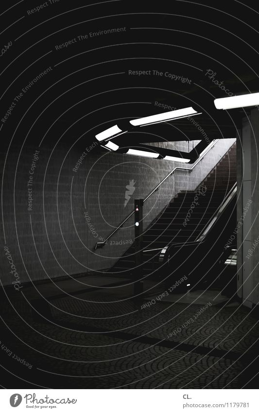 City Dark Wall (building) Lanes & trails Wall (barrier) Stairs Transport Target Traffic infrastructure Underground Train station Neon light Stagnating