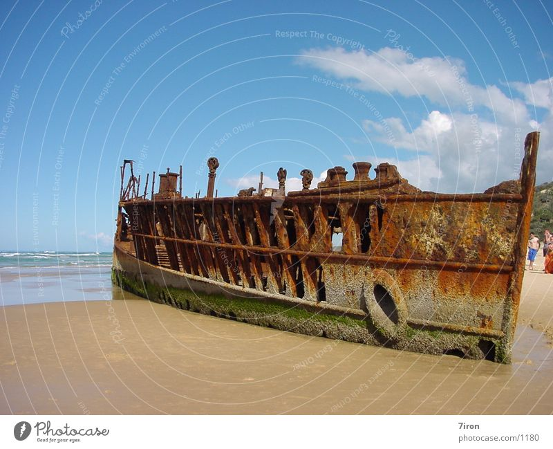 Historic Watercraft Wreck