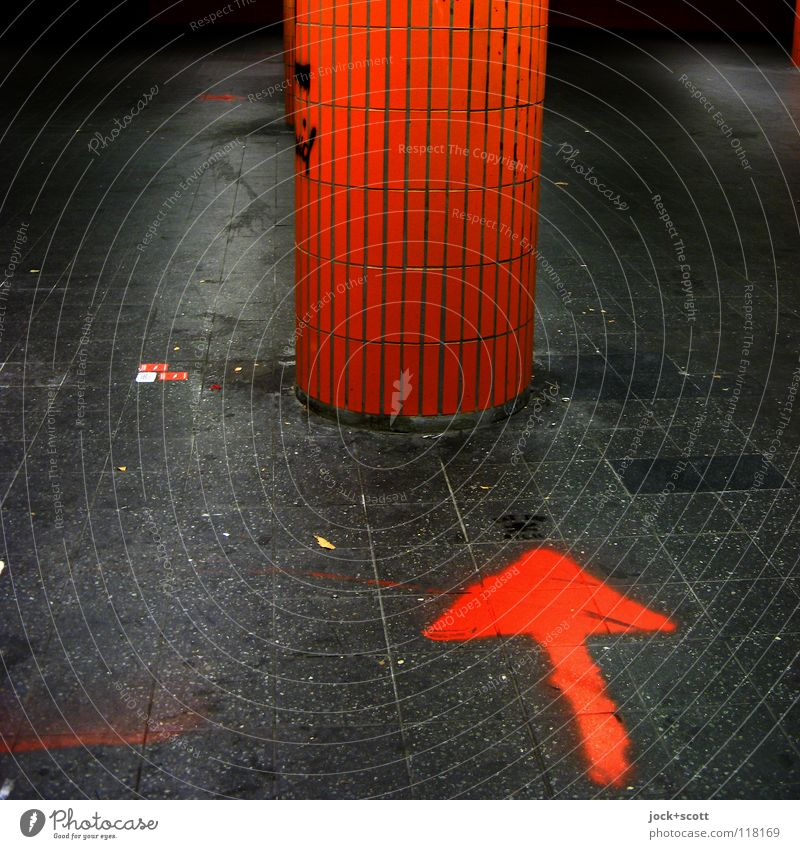 City Lanes & trails Exceptional Orange Dirty Beginning Creativity Uniqueness Curiosity Symbols and metaphors Target Arrow Tile Indicate Under Direction
