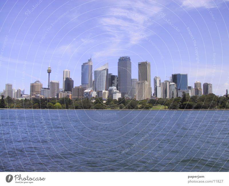 Sydney Skyline Australia High-rise Architecture