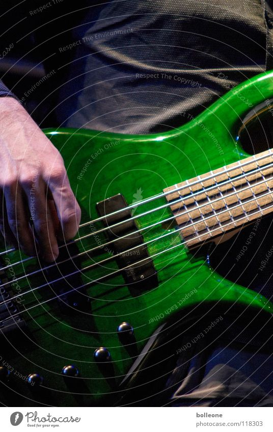 Green Joy Art Moody Music Concert Prayer Guitar Musical instrument Musician Sound Tone Music festival Jazz Double bass Make music