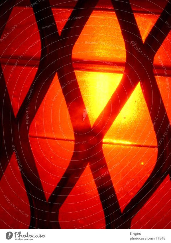 Lamp Orange
